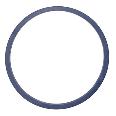 710550 Gasket Housing DK Blue Antimicrobial
